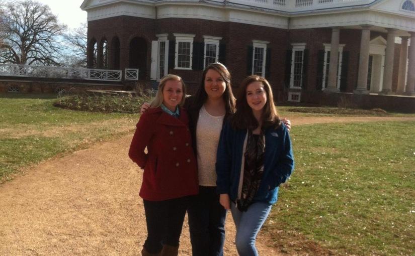 Southern Road Trip #1:Virginia