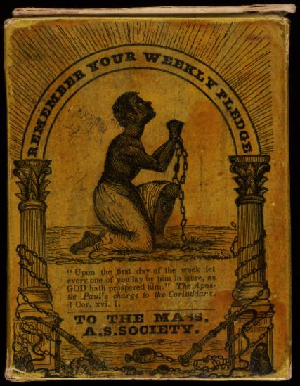 Abolition Society Poster