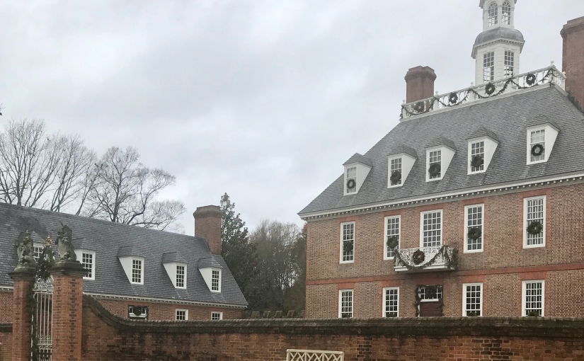 Southern Road Trip #5: Colonial Williamsburg