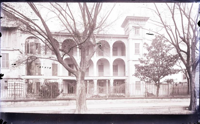 The Roper Hospital in Charleston