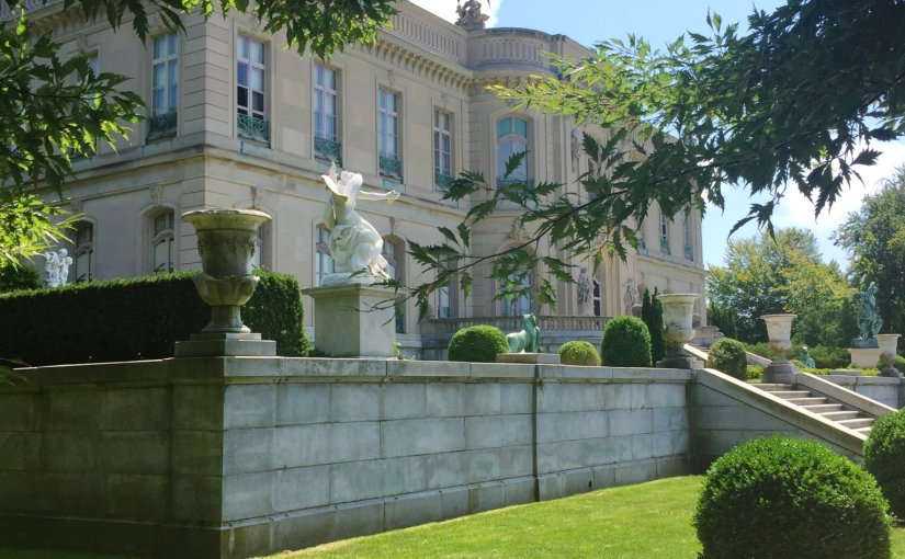 Newport, RI Mansion #4