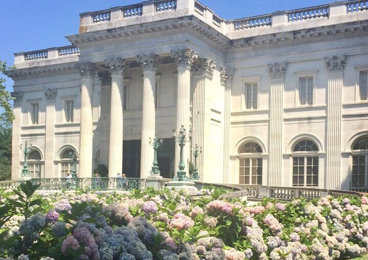 Newport, RI Mansion#2